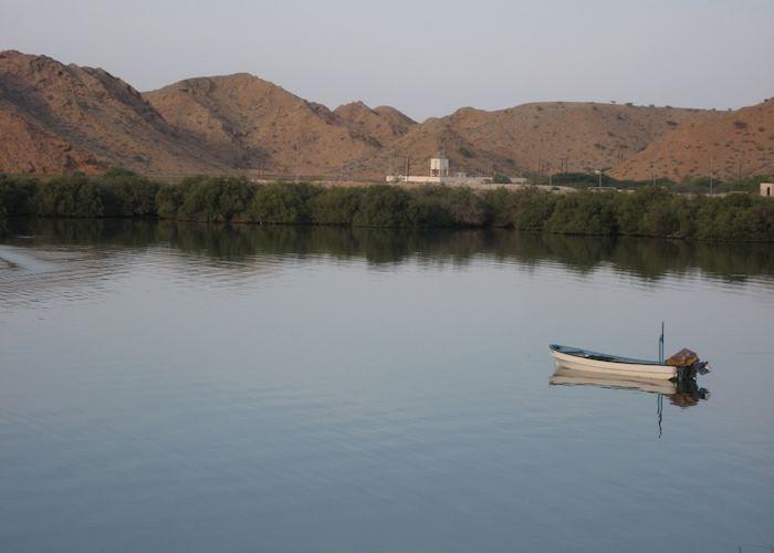 Al-Khayran, near Muscat