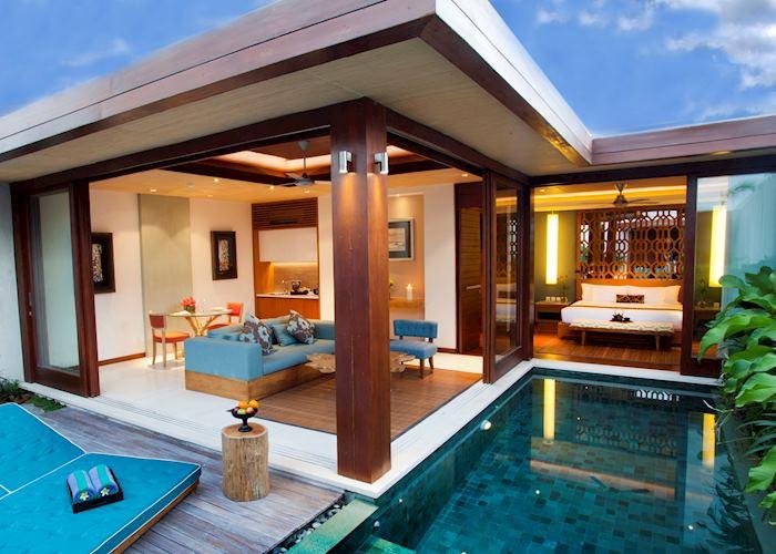One bedroom deluxe villa, Maca Villas, Seminyak