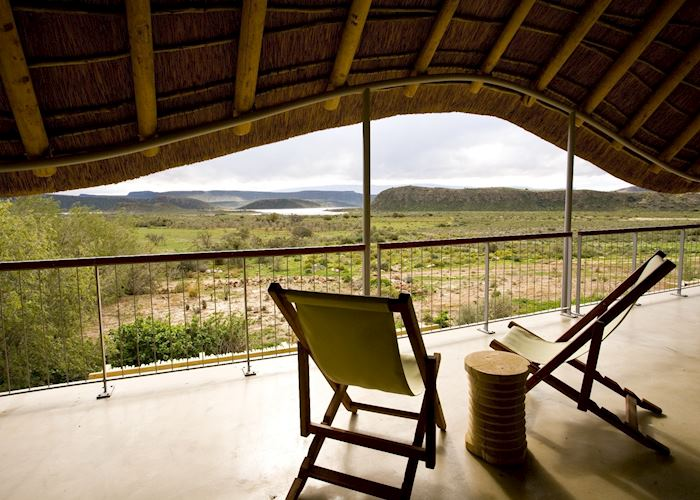 Gondwana Lodge, Sanbona Game Reserve