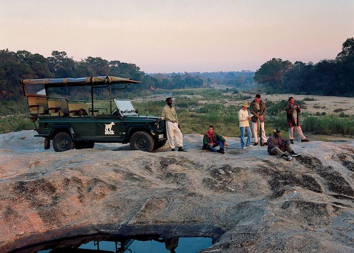Sundowners from Jock Safari Lodge, Southern Sector - Kruger National Park