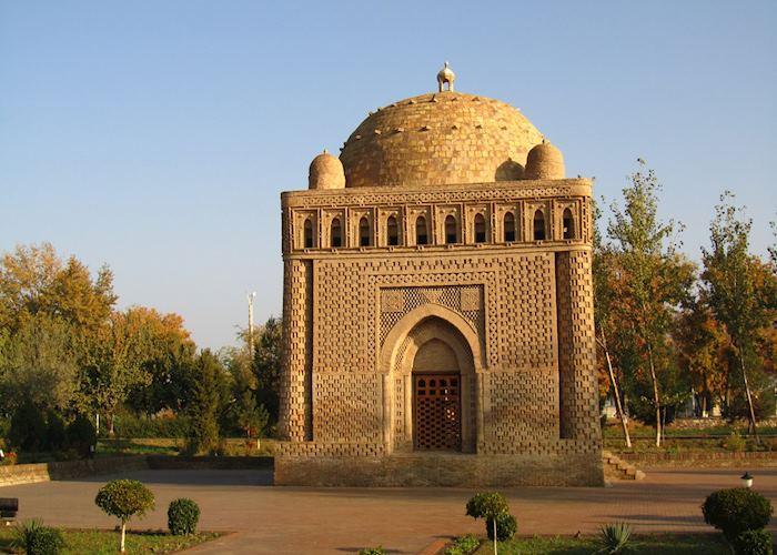 Ismail Somoni Mausoleum, Bukhara, Uzbekistan