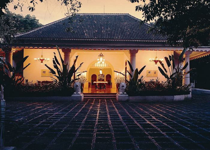 Lobby of Tugu Blitar, Blitar