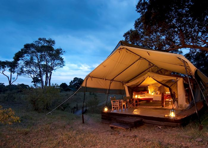 Offbeat Mara Camp, Masai Mara