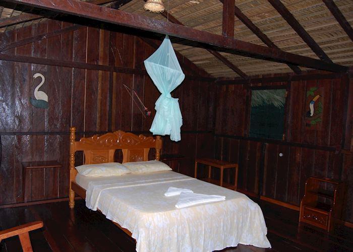 Double Room, Amazon Eco Lodge, Amazon Eco Lodge