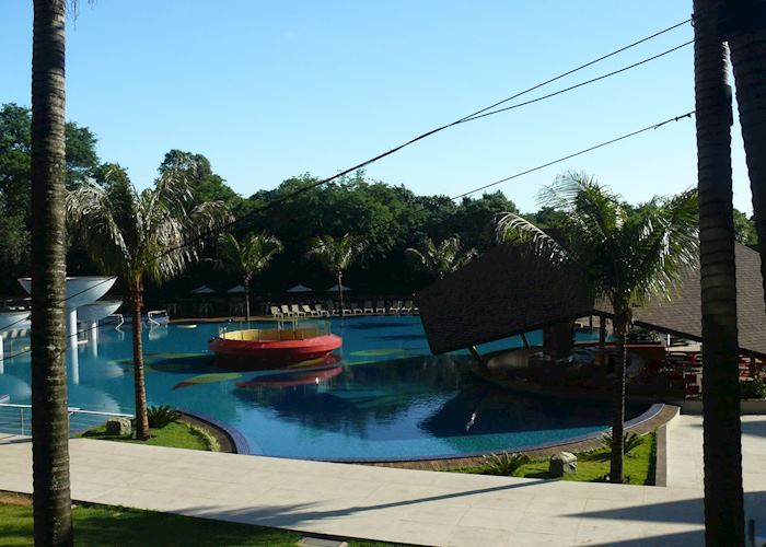 Swimming pool, Recanto Park