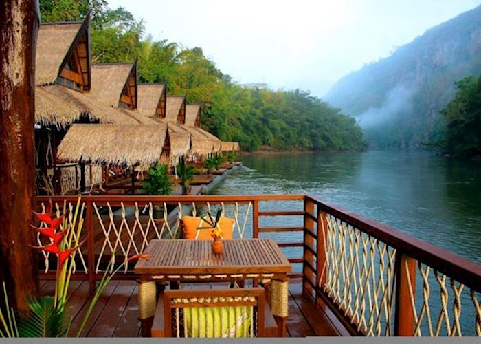 The Float House, Kanchanaburi