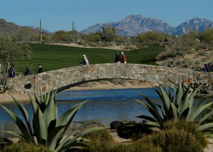 The Ritz Carlton Golf Club, Dove Mountain, Tucson