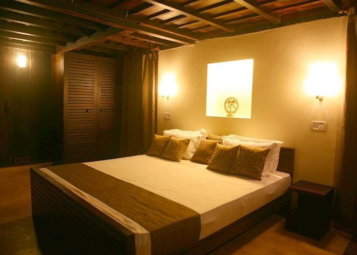 Hibiscus Room, Marari Villas