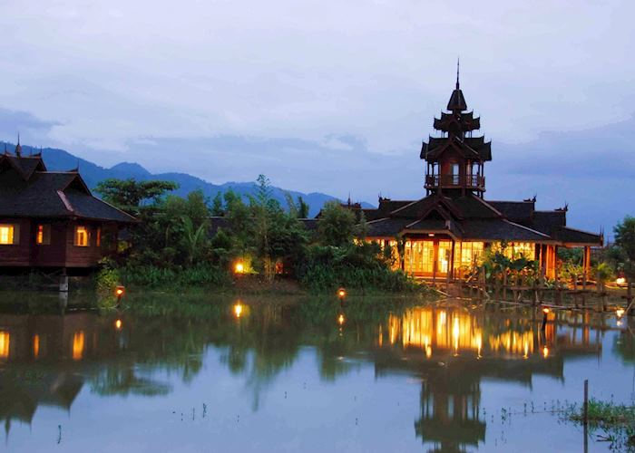 Inle Resort, Inle Lake