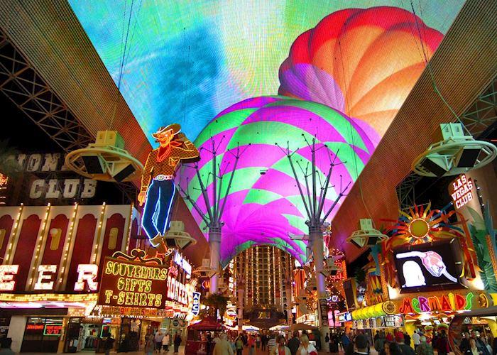 The Golden Nugget, Las Vegas