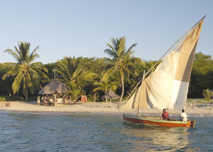 Benguerra Lodge, Bazaruto Archipelago