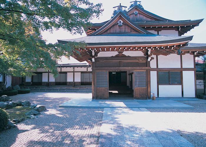Tentoku-in Shukubo, Mount Koya