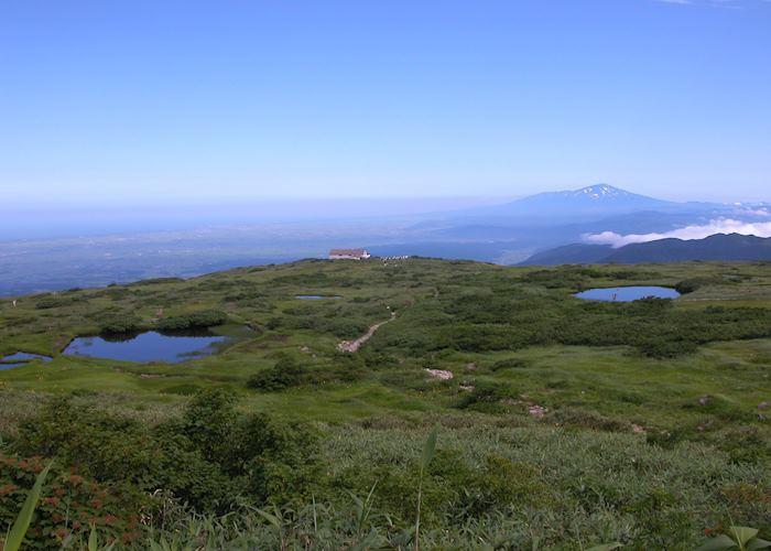 Mt Gassan, Dewa Sanzan