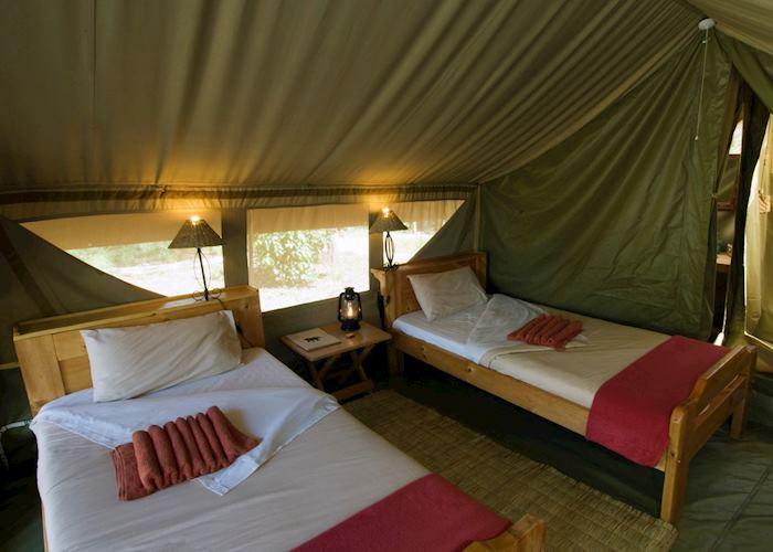 Ishasha Wilderness Camp, Ishasha