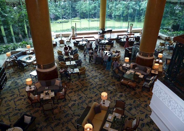 Lobby Lounge, Makati Shangri-La, Manila