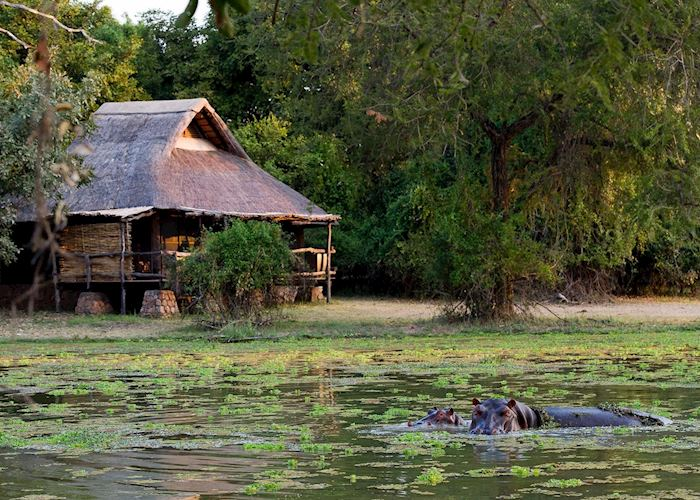 Mfuwe Lodge, South Luangwa National Park