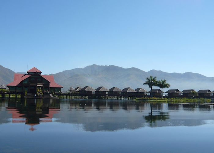Golden Island Cottages Thale U (GIC 2), Inle Lake