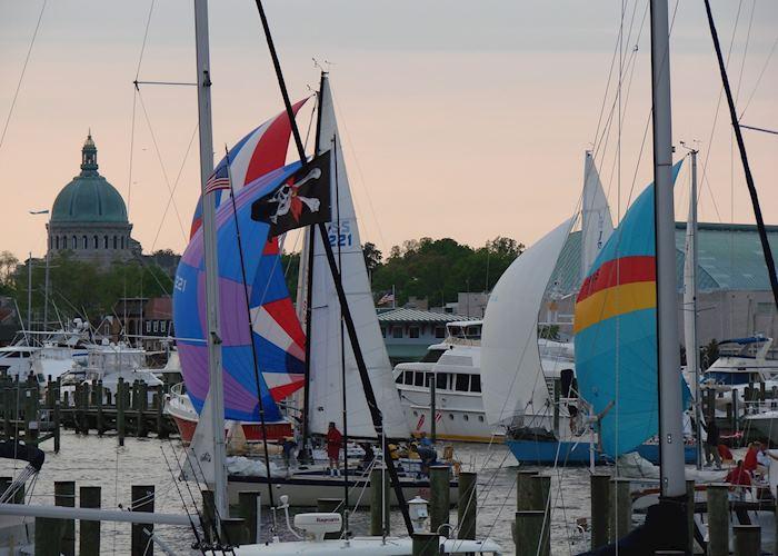 Sailing races, Annapolis