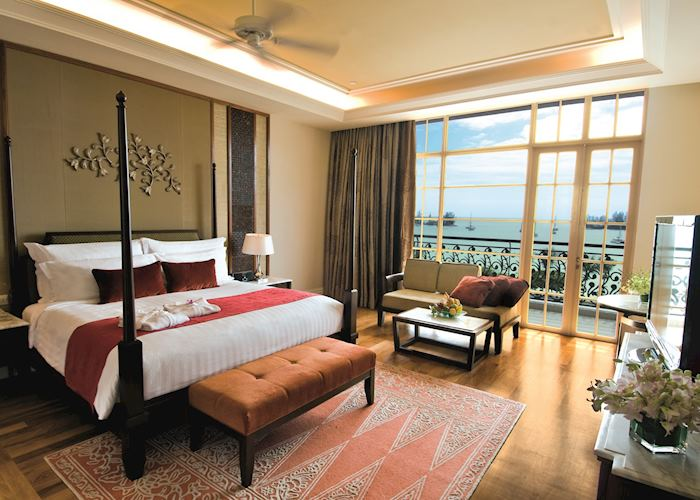 Viceroy sea view room, The Danna, Langkawi