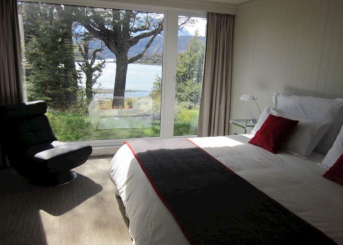 Superior Room, Hosteria Lago Grey, Torres del Paine National Park