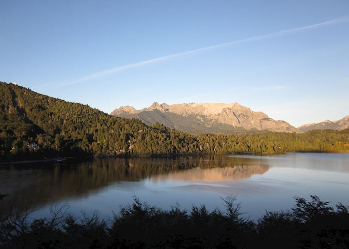 View from the Aldebaran, Bariloche