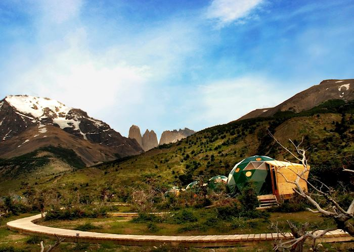 Eco Camp, Torres del Paine National Park