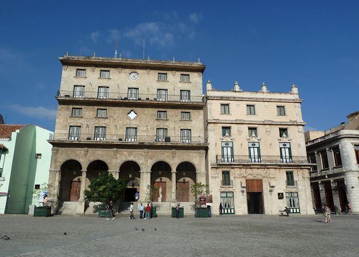 Hotel Palacio del Marques de San Felipe, Havana