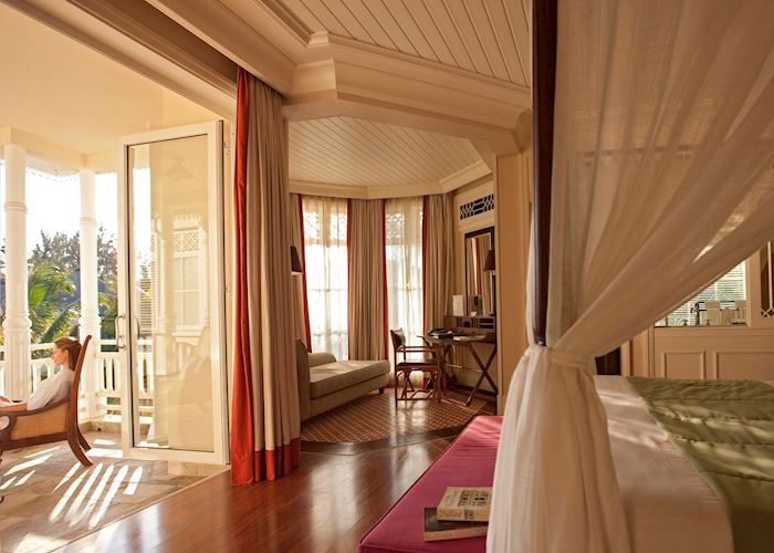Junior Suite, Heritage Le Telfair, Mauritius South Coast