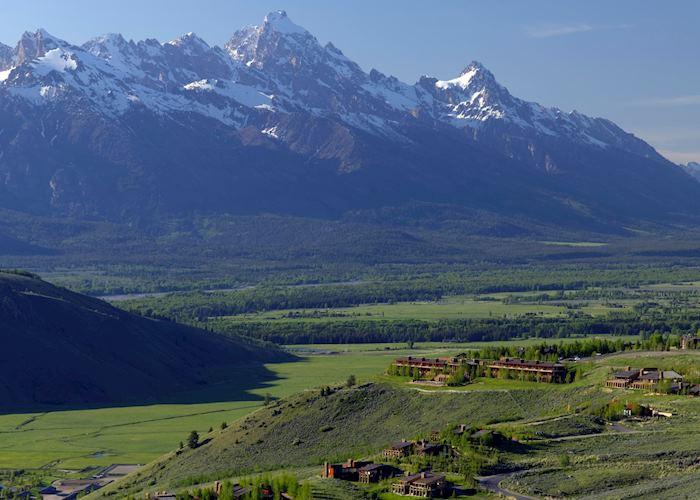 Amangani Resort, Jackson - Grand Teton National Park