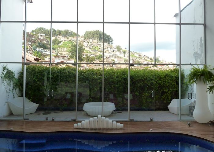 Pool, Casa Cartagena, Cuzco