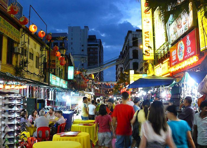 Chinatown market, Kuala Lumpur