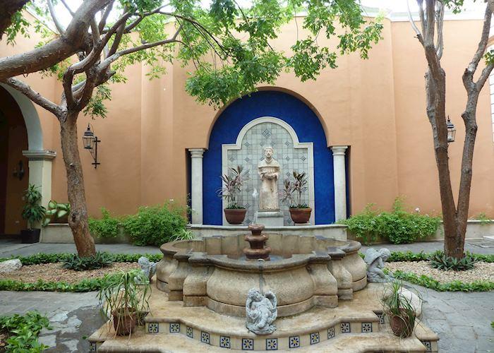 La Mision de Fray Diego, Merida