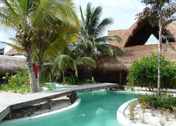 Pool at The Beach Tulum