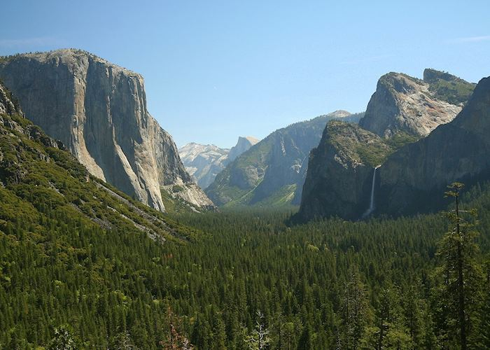 Yosemite Valley from Tunnel View, Yosemite National Park