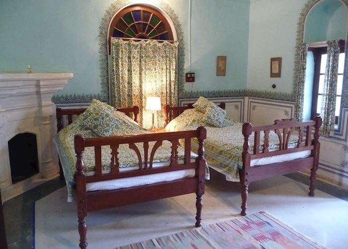 Deluxe Room (heritage), Bijay Niwas Palace, Bijaynagar