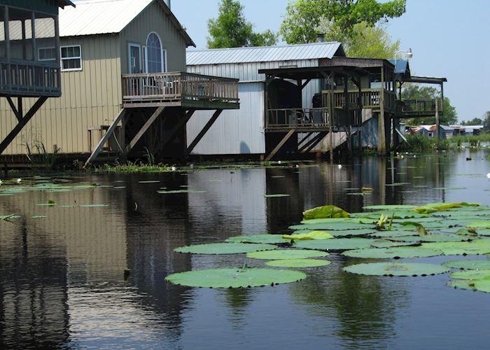 Lake Houses, Martin Lake, Lafayette