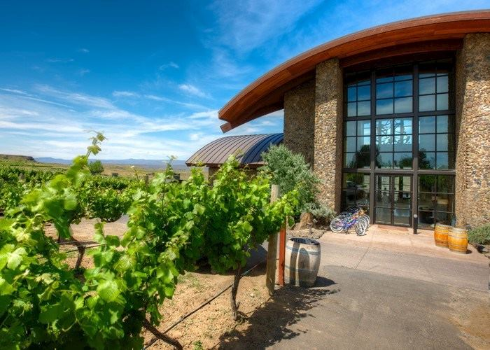 Cave B Estate Winery & Resort, Quincy
