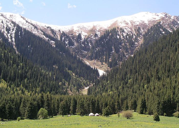 Jeti-Oghuz, Kyrgyzstan