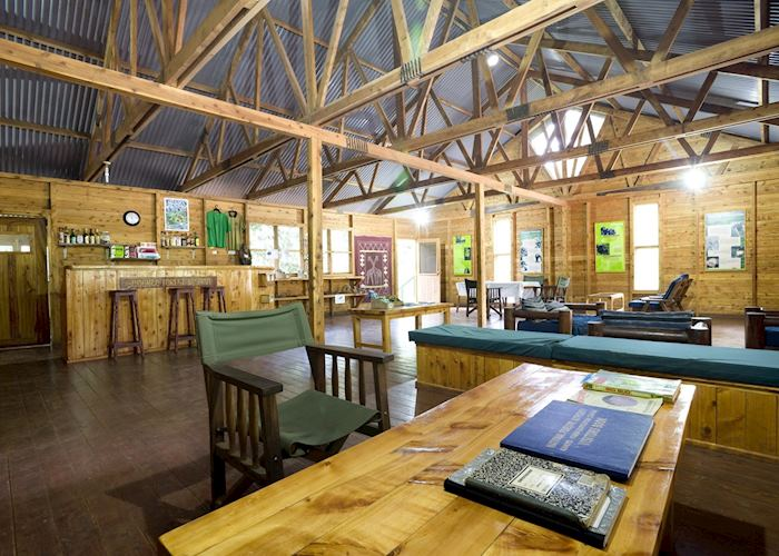 Visitor Centre, Budongo Forest Reserve