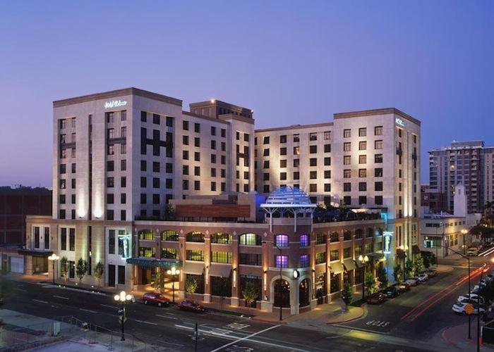 Exterior, Kimpton Hotel Solamar, San Diego