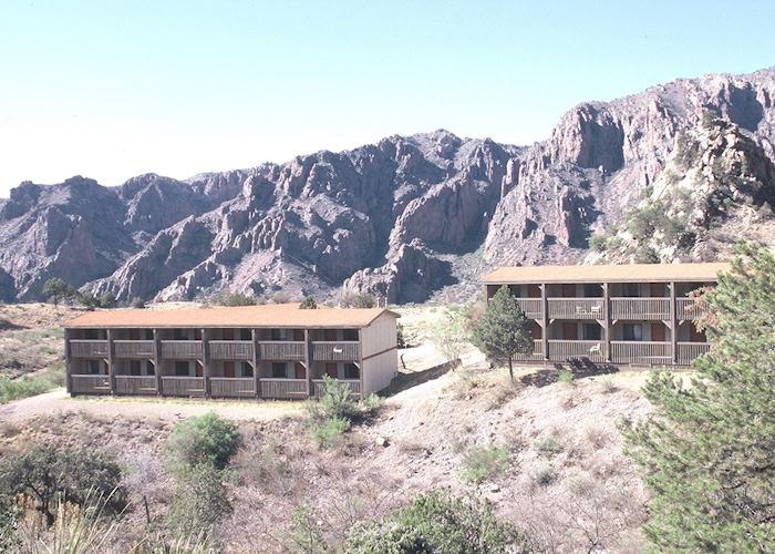 Chisos Mountains Lodge, Big Bend National Park
