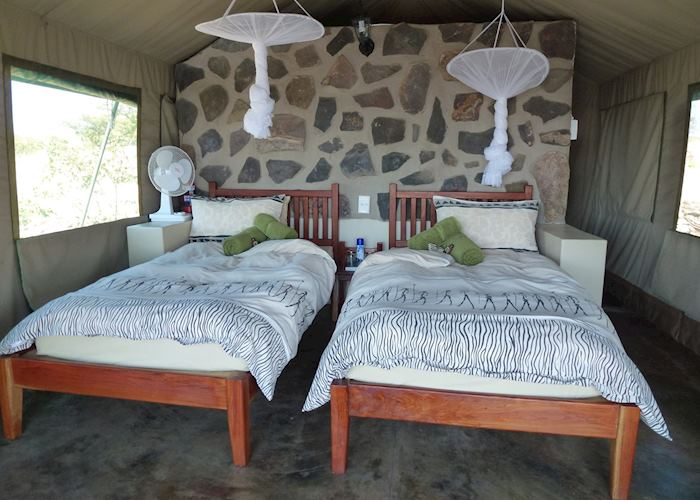 Mondjila Safari Camp, Etosha National Park