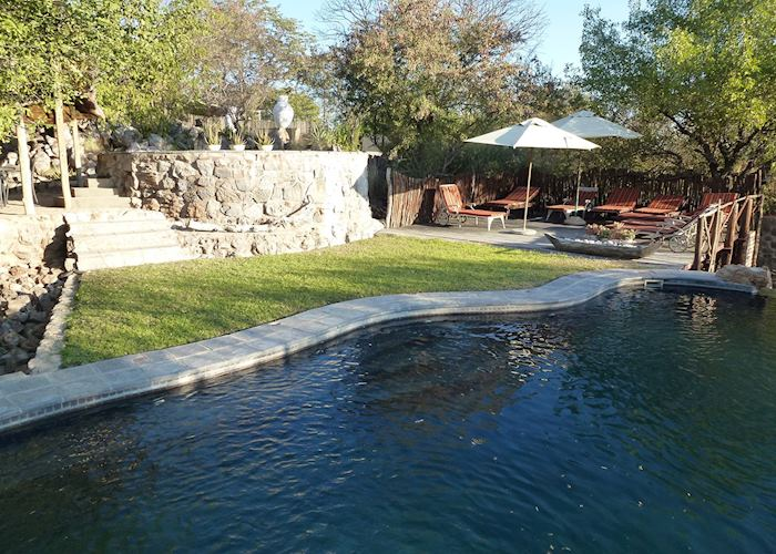 Toshari Lodge, Etosha National Park