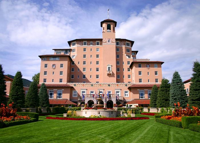 The Broadmoor Colorado Springs, Colorado Springs