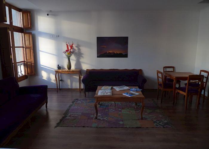 Hotel Loreto, Santiago