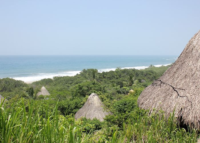 Ecohabs,Tayrona National Park