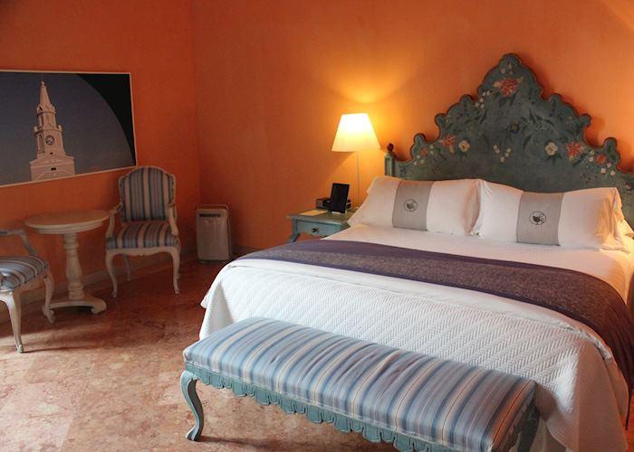 Colonial Junior Suite, The Charleston Cartagena,