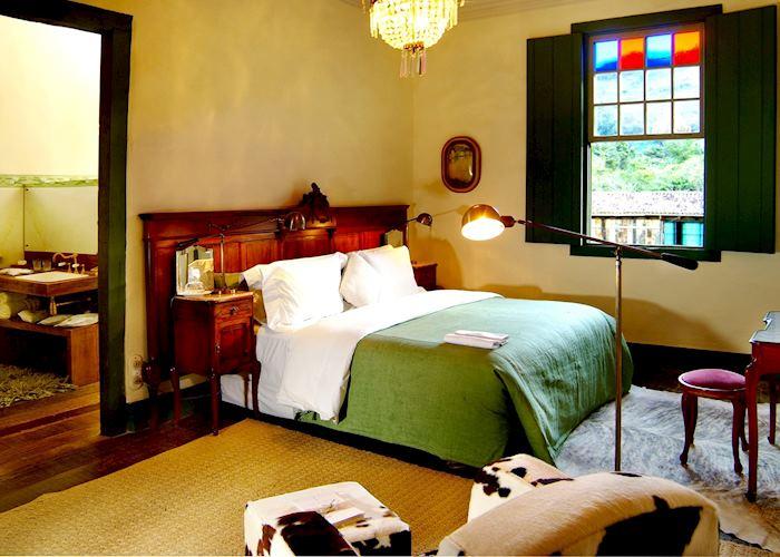 Standard room, Reserva do Ibitipoca