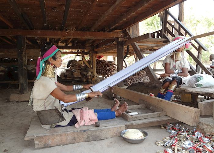 Padaung tribe in Loikaw
