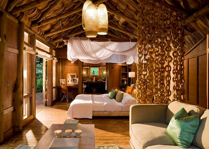 Lake Manyara Tree Lodge, Lake Manyara National Park
